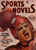 Sports Novels Magazine (1937-1952 Popular Publications) Pulp Vol. 7 #4