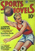Sports Novels Magazine (1937-1952 Popular Publications) Pulp Vol. 8 #1