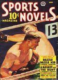 Sports Novels Magazine (1937-1952 Popular Publications) Pulp Vol. 8 #2