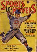 Sports Novels Magazine (1937-1952 Popular Publications) Pulp Vol. 8 #3