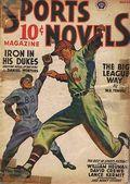 Sports Novels Magazine (1937-1952 Popular Publications) Pulp Vol. 8 #4