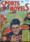 Sports Novels Magazine (1937-1952 Popular Publications) Pulp Vol. 9 #2