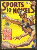Sports Novels Magazine (1937-1952 Popular Publications) Pulp Vol. 9 #3