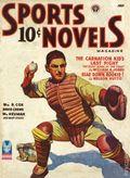 Sports Novels Magazine (1937-1952 Popular Publications) Pulp Vol. 10 #1