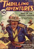 Thrilling Adventures (1931-1943 Standard) Pulp Vol. 6 #1