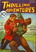 Thrilling Adventures (1931-1943 Standard) Pulp Vol. 6 #2