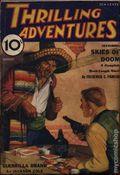 Thrilling Adventures (1931-1943 Standard) Pulp Vol. 6 #3