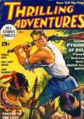Thrilling Adventures (1931-1943 Standard) Pulp Vol. 7 #3