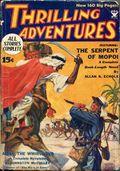 Thrilling Adventures (1931-1943 Standard) Pulp Vol. 8 #1