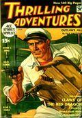 Thrilling Adventures (1931-1943 Standard) Pulp Vol. 8 #2