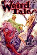 Weird Tales (1923-1954 Popular Fiction) Pulp 1st Series Vol. 23 #6