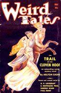 Weird Tales (1923-1954 Popular Fiction) Pulp 1st Series Vol. 24 #1