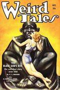 Weird Tales (1923-1954 Popular Fiction) Pulp 1st Series Vol. 24 #4