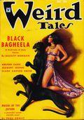 Weird Tales (1923-1954 Popular Fiction) Pulp 1st Series Vol. 25 #1