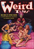 Weird Tales (1923-1954 Popular Fiction) Pulp 1st Series Vol. 25 #2