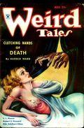 Weird Tales (1923-1954 Popular Fiction) Pulp 1st Series Vol. 25 #3