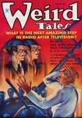 Weird Tales (1923-1954 Popular Fiction) Pulp 1st Series Vol. 25 #4