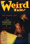 Weird Tales (1923-1954 Popular Fiction) Pulp 1st Series Vol. 25 #5