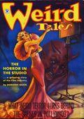 Weird Tales (1923-1954 Popular Fiction) Pulp 1st Series Vol. 25 #6