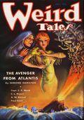 Weird Tales (1923-1954 Popular Fiction) Pulp 1st Series Vol. 26 #1