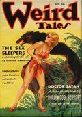 Weird Tales (1923-1954 Popular Fiction) Pulp 1st Series Vol. 26 #4