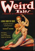 Weird Tales (1923-1954 Popular Fiction) Pulp 1st Series Vol. 27 #1