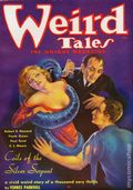 Weird Tales (1923-1954 Popular Fiction) Pulp 1st Series Vol. 27 #2