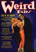 Weird Tales (1923-1954 Popular Fiction) Pulp 1st Series Vol. 27 #6