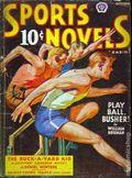 Sports Novels Magazine (1937-1952 Popular Publications) Pulp Vol. 10 #2