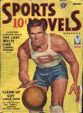 Sports Novels Magazine (1937-1952 Popular Publications) Pulp Vol. 10 #3
