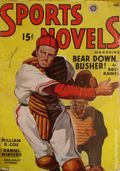 Sports Novels Magazine (1937-1952 Popular Publications) Pulp Vol. 11 #2