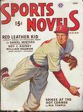 Sports Novels Magazine (1937-1952 Popular Publications) Pulp Vol. 11 #4