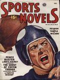Sports Novels Magazine (1937-1952 Popular Publications) Pulp Vol. 12 #3