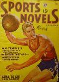 Sports Novels Magazine (1937-1952 Popular Publications) Pulp Vol. 12 #4