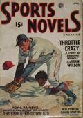 Sports Novels Magazine (1937-1952 Popular Publications) Pulp Vol. 13 #1
