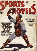 Sports Novels Magazine (1937-1952 Popular Publications) Pulp Vol. 13 #2