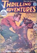 Thrilling Adventures (1931-1943 Standard) Pulp Vol. 9 #1