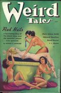 Weird Tales (1923-1954 Popular Fiction) Pulp 1st Series Vol. 28 #1