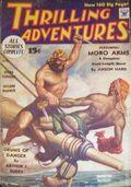Thrilling Adventures (1931-1943 Standard) Pulp Vol. 9 #2