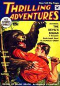 Thrilling Adventures (1931-1943 Standard) Pulp Vol. 9 #3
