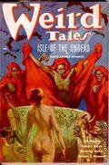 Weird Tales (1923-1954 Popular Fiction) Pulp 1st Series Vol. 28 #3