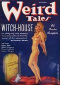 Weird Tales (1923-1954 Popular Fiction) Pulp 1st Series Vol. 28 #4