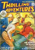 Thrilling Adventures (1931-1943 Standard) Pulp Vol. 10 #1