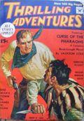 Thrilling Adventures (1931-1943 Standard) Pulp Vol. 10 #2