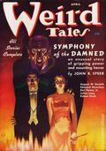 Weird Tales (1923-1954 Popular Fiction) Pulp 1st Series Vol. 29 #4