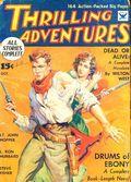 Thrilling Adventures (1931-1943 Standard) Pulp Vol. 11 #2