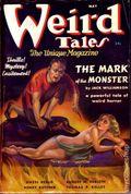 Weird Tales (1923-1954 Popular Fiction) Pulp 1st Series Vol. 29 #5