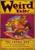 Weird Tales (1923-1954 Popular Fiction) Pulp 1st Series Vol. 29 #6