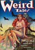Weird Tales (1923-1954 Popular Fiction) Pulp 1st Series Vol. 31 #1
