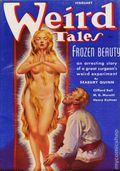 Weird Tales (1923-1954 Popular Fiction) Pulp 1st Series Vol. 31 #2